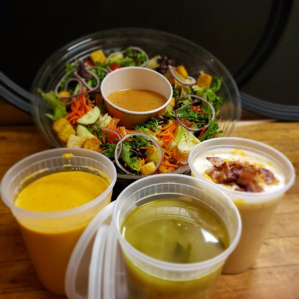 soup and salad deal