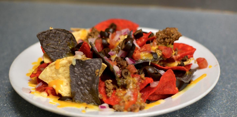 nachos grande for online ordering at zia maria