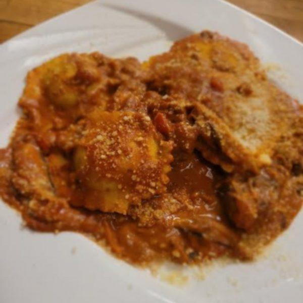 braised short rib ravioli