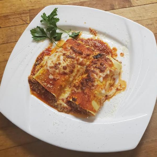 cheesesteak rollette lasagna